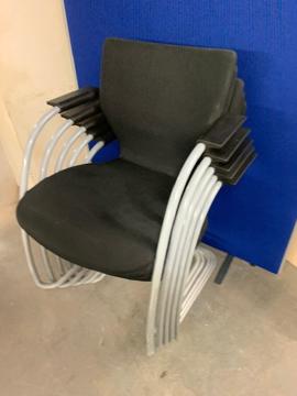 Picture of MC 21 – Orangebox Meeting Chairs