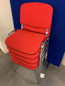 Picture of MC 14 – 5 x Visitors Chair