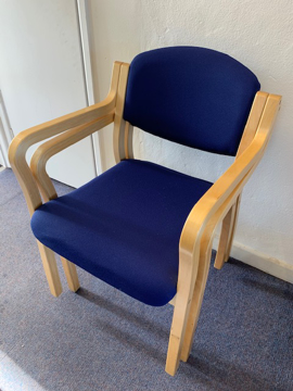 Picture of MC 28 – 2 x Visitors Chair