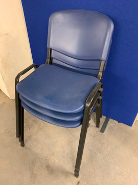 Picture of MC 29 – 3 x Visitors Chair