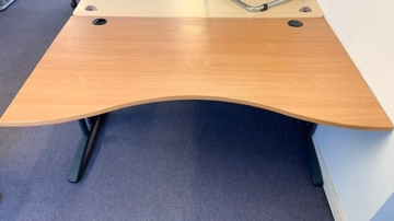 Picture of WD 3 - Double Wave Desk