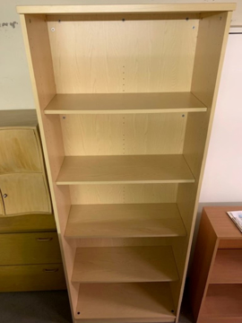 Picture of OS 2 – Open Bookcase