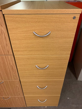 Picture of FC 7 – 4 Drawer Filing Cabinet