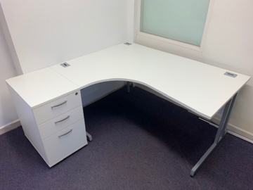 Picture of CD 1 – 1600mm Left Hand Corner Desk