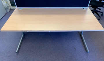 Picture of SD 10 - 1600mm Straight Desk