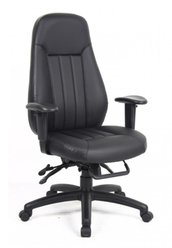 Picture of Zeus 24 Hour Leather Chair