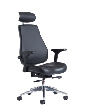 Picture of Franklin 24 Hour Leather Chair