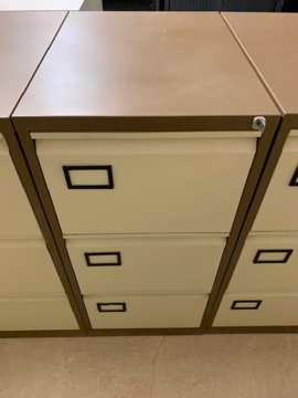 Picture of FC 2 – 3 Drawer Filing Cabinet