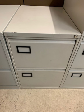 Picture of FC 16 – 2 Drawer Filing Cabinet