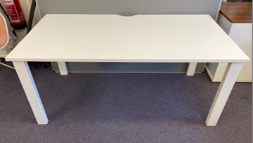 Picture of SD 1 - 1600mm Straight Bench Desk