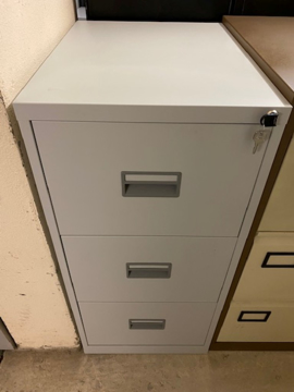 Picture of FC 11 – 3 Drawer Filing Cabinet