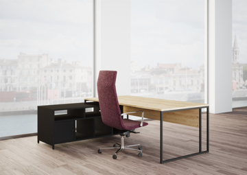 Picture of Stricto Executive Desk