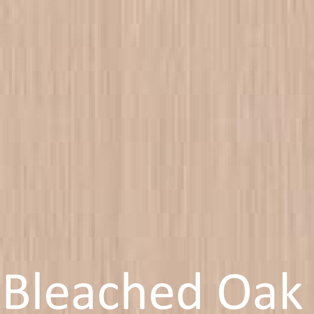 Bleached Ok