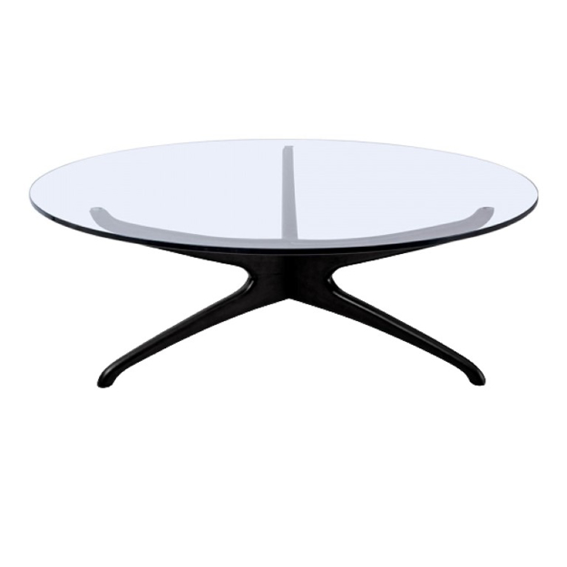 Picture of Round Glass Table