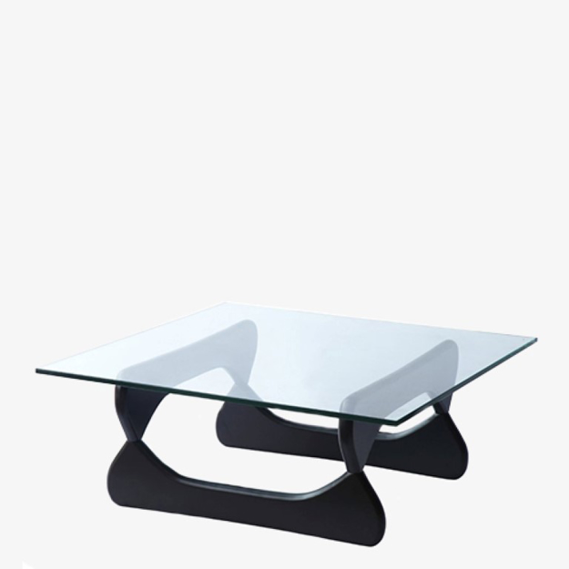 Picture of Rectangular Glass Table