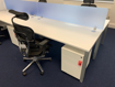 Picture of Acrylic Desk Mount Screens