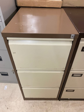 Picture of FC 12 – 3 Drawer Filing Cabinet