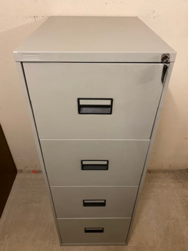 Picture of FC 19 – 4 Drawer Filing Cabinet