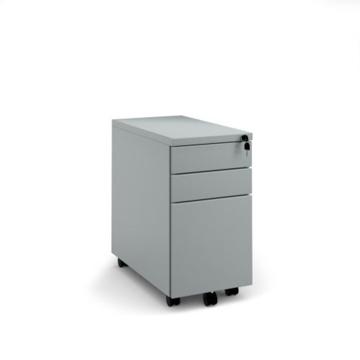 Picture of Steel – Narrow Under Desk Mobile Pedestal