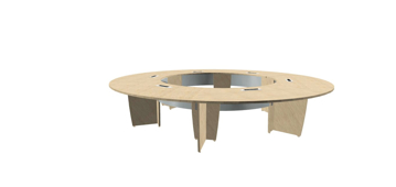 Picture of Succes 5 Table