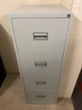 Picture of FC 11 – 4 Drawer Filing Cabinet