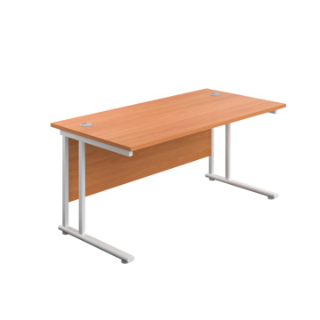 Picture of Express Straight Cantilever Desk