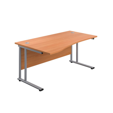 Picture of Express Wave Cantilever Desk