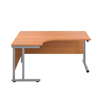 Picture of Express Curved Cantilever Desk