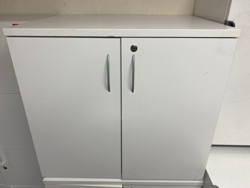 Picture of ST 19 – Double Door Stationery Cabinet