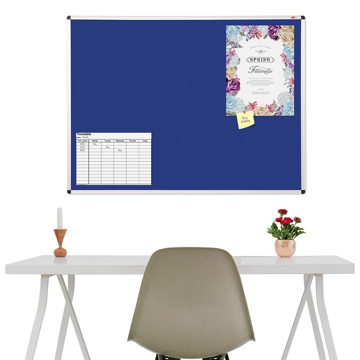Picture of Framed Notice Board