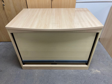 Picture of ST 5 – Tambour Door Stationery Cabinet