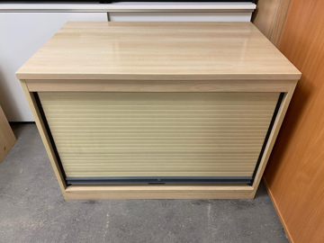 Picture of ST 6 – Tambour Door Stationery Cabinet