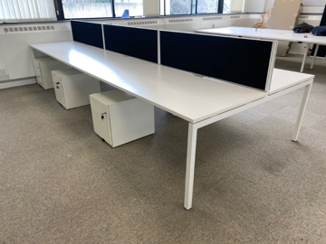 Picture of SD 14 – 4200 x 1640mm Bench Desk