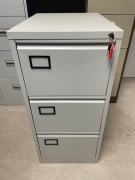 Picture of FC 1 – 3 Drawer Filing Cabinet
