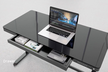 Picture of Home Office Electric Height Adjustable Desk
