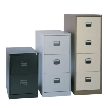 Picture of Metal Contract Filing Cabinets