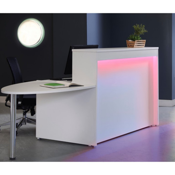 Picture of Welcome Reception Desk