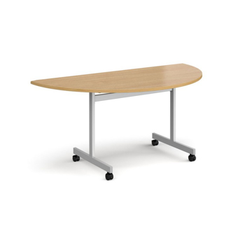 Picture of Curved Fliptop Table
