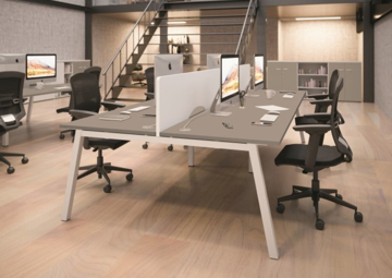 Picture of Removable Structurex Desk Mount Screens