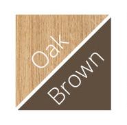 Oak And Brown