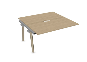 Picture of Nova Wood Add On Bench Desk