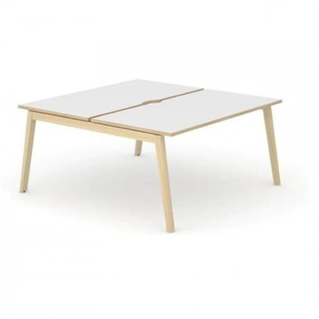 Picture of Nova Wood Starter Bench Desk
