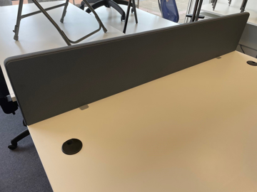 Picture of DMS 3 – 1200mm Desk Top Screen