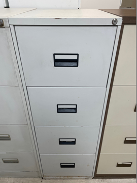 Picture of FC 2 – 4 Drawer Filing Cabinet