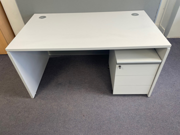 Picture of SD 3 - 1400mm Straight Desk And Pedestal Package