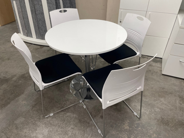 Picture of MT 4 - Meeting Table And Chairs