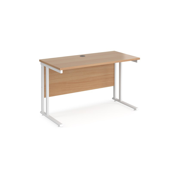 Picture of CONTRACT ii – 600mm Deep Straight Cantilever Desk